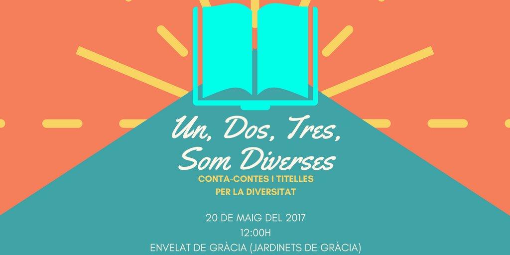 provar Twitter Mitjans - ⏰ #Bondia☀️ avui ens veiem a les 12h a l'envelat de #Gràcia al taller de conta-contes i titelles! Fins ara!👋 https://t.co/uyFsOfBB0B