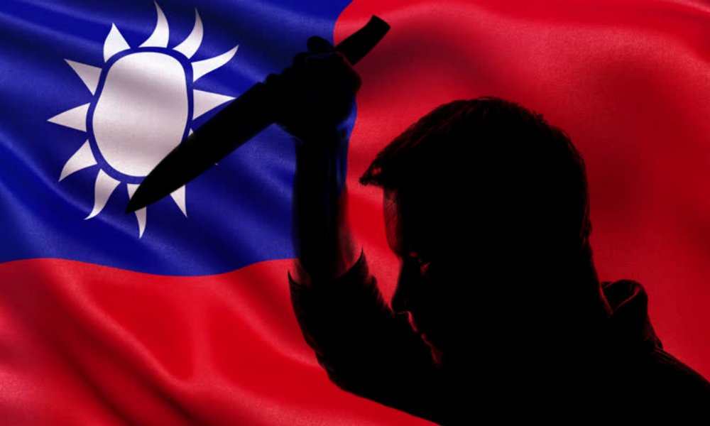 Taiwan man arrested over public beheading of sister