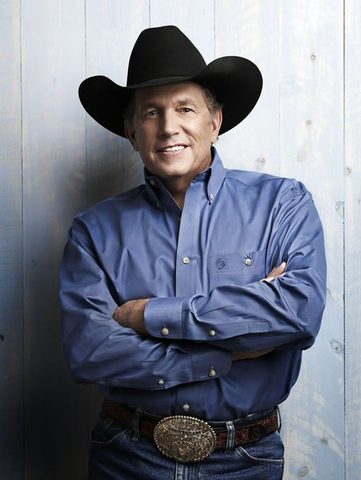 Happy Birthday George Strait