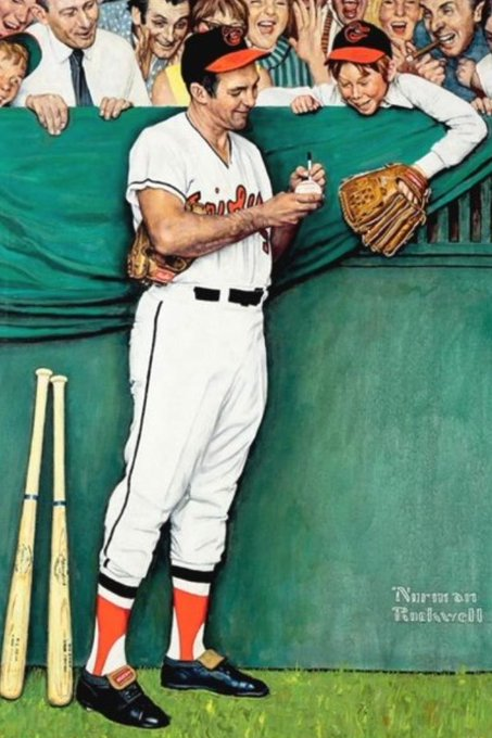 Happy 80th Birthday to Brooks Robinson Hall of Famer!