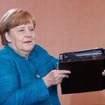 Merkel meets Russian-German migrants amid fake news worries