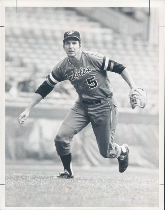 Happy Birthday! Brooks Robinson