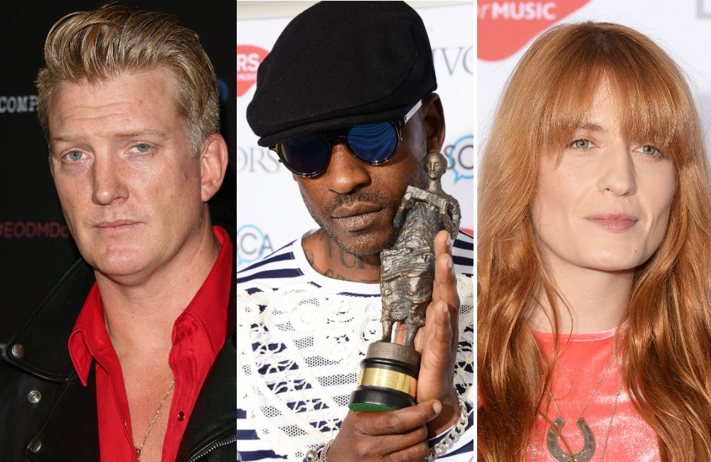 Josh Homme, Skepta, Pulp and Florence clean up at the Ivor Novello awards https://t.co/Z7qeHU3y4L https://t.co/KIM4iYkcjA