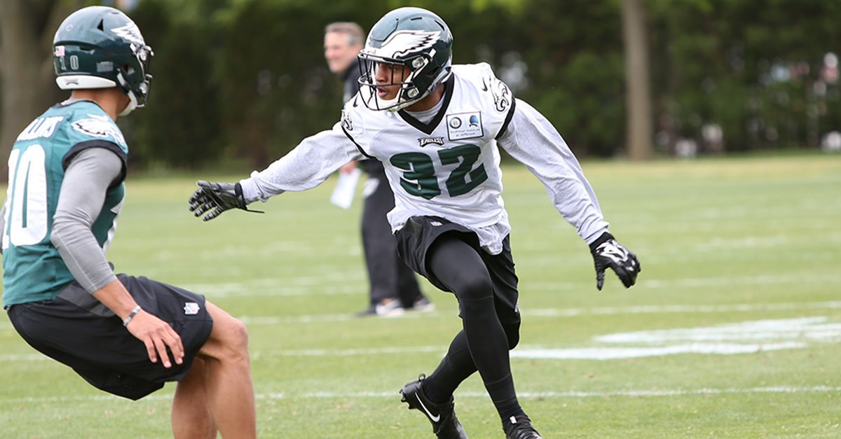 This #Eagles rookie is reportedly turning heads early on: https://t.co/whIkQ5IHd3  #FlyEaglesFly https://t.co/nwP7kvSss0
