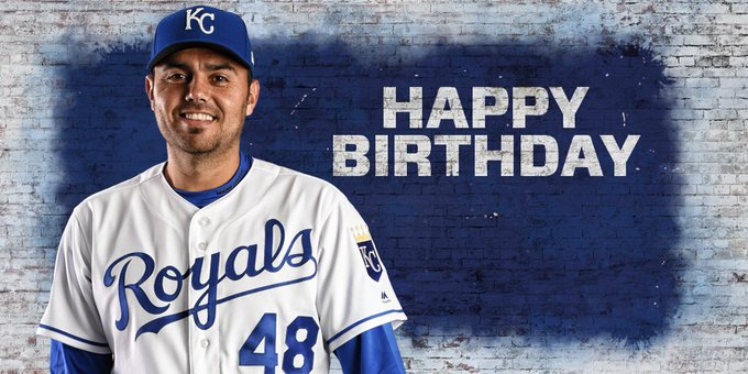 Happy Birthday to Joakim Soria!