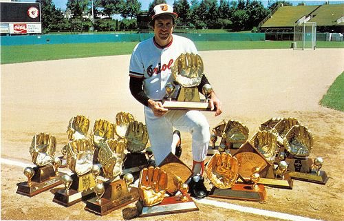 Happy 80th Birthday to the legend I was named after, & the greatest 3B of all time: Brooks Robinson!