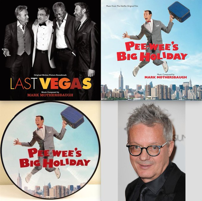 Happy Birthday Mark Mothersbaugh Thanks for scoring our Pee-wee s Big Holiday last year!