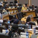 Legislators debate law on policing in Africa