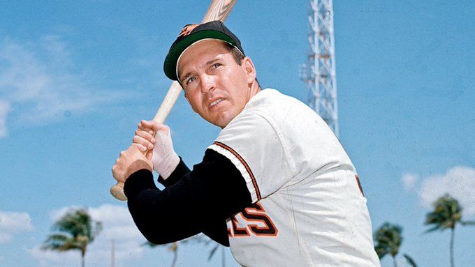 Happy 80th birthday to Brooks Robinson, one of the very greatest to put hand to leather.
