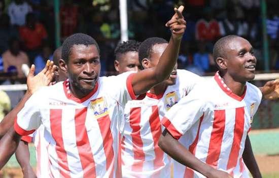 Kakamega Homeboyz targeting AFC Leopards scalp