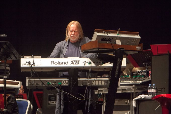 A Big BOSS Happy BIrthday today to Rick Wakeman from all of us at Boss Boss Radio!