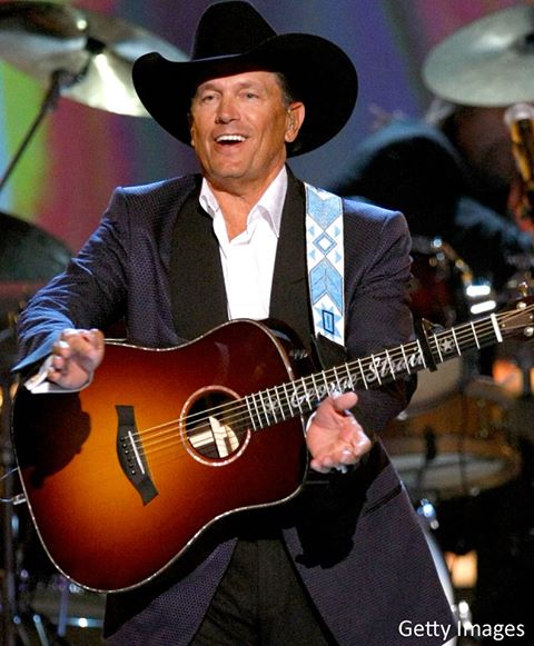 Happy 65th Birthday to George Strait.