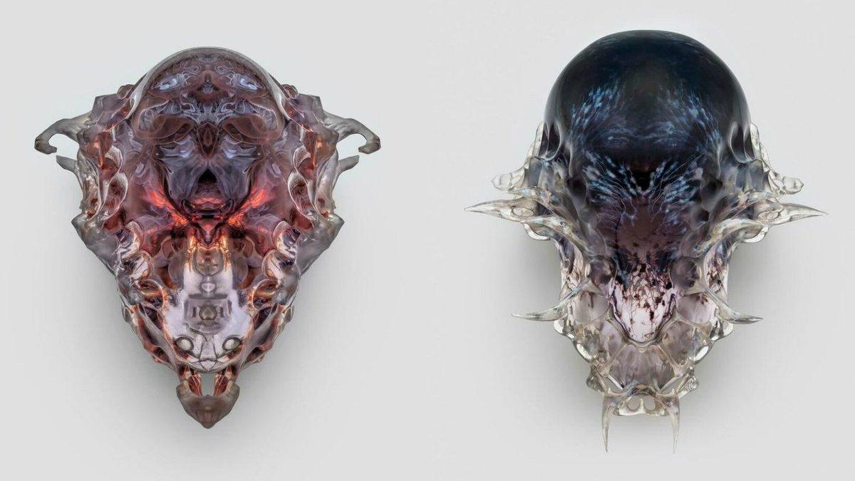 mit s ultra high def 3d printer creates futuristic death masks