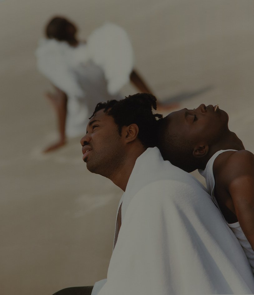 .@sampha returned to Sierra Leone to create his new zine, Shy Light. https://t.co/nXIkDWvFjD https://t.co/ozS5WtxSSJ