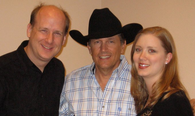 Happy birthday George Strait!