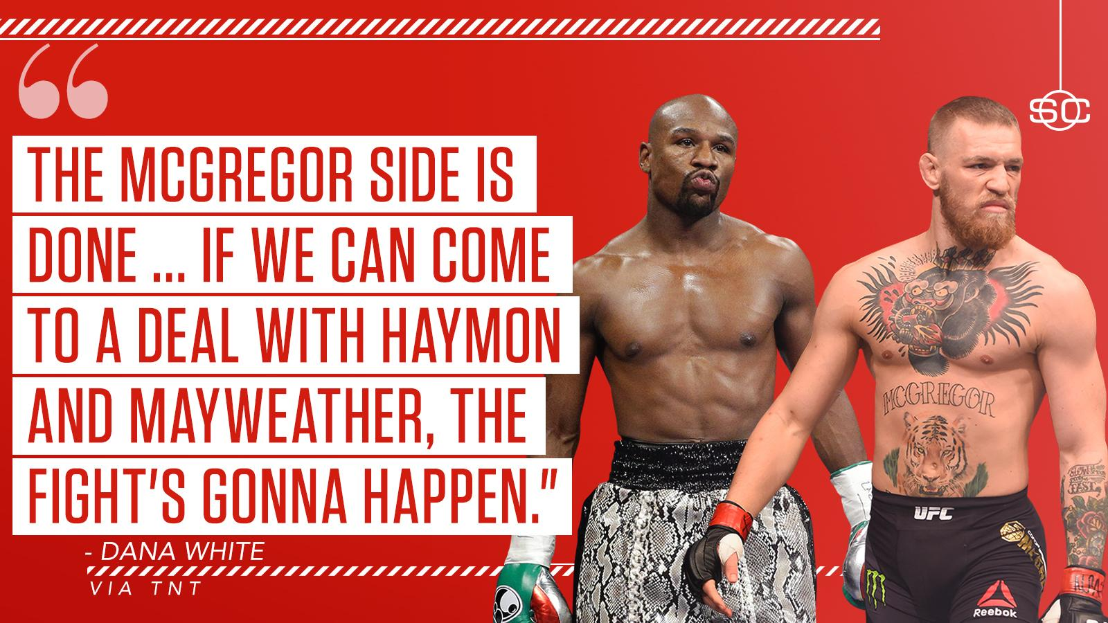 ICYMI: The Mayweather-McGregor superfight is one step closer to happening. https://t.co/zgAQU5SYg3 https://t.co/Fghr7l7iEt