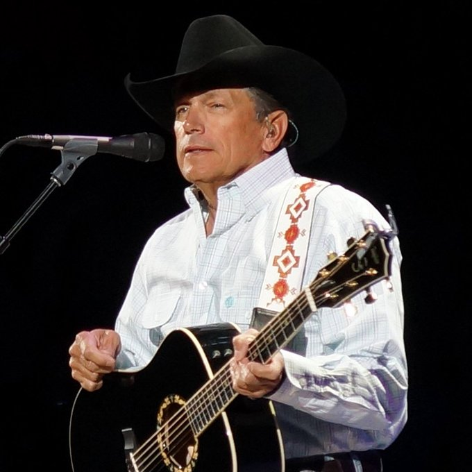 Happy Birthday to the one and only George Strait!