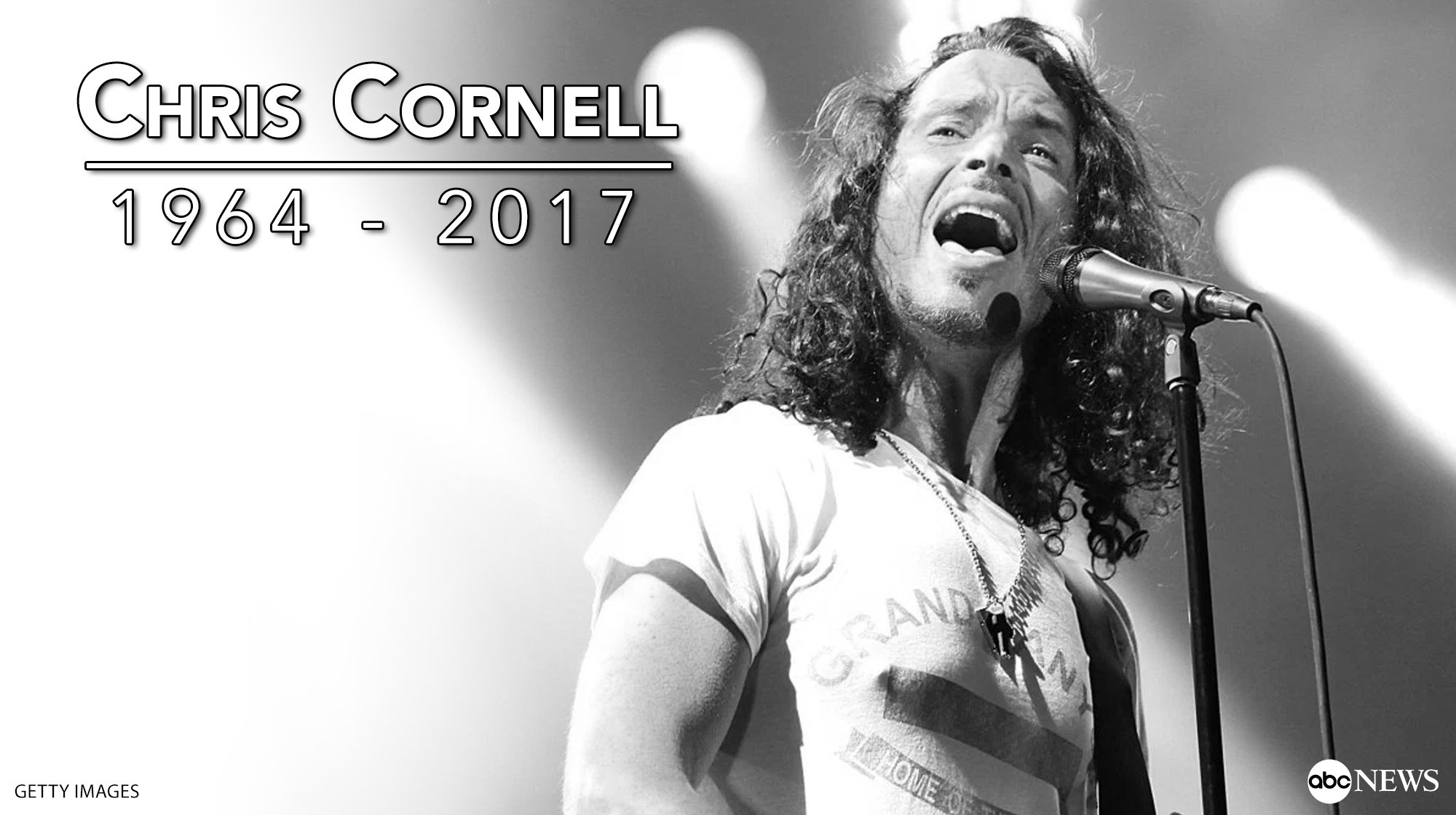 Soundgarden, Audioslave frontman Chris Cornell dead at 52: https://t.co/QSbEU0pTDh https://t.co/axa1TKL48K