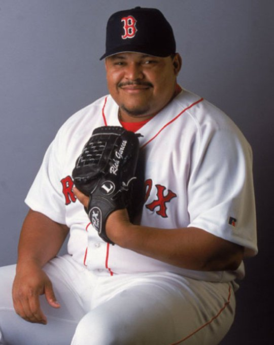 Happy 46th birthday to El Guapo, Rich Garces.