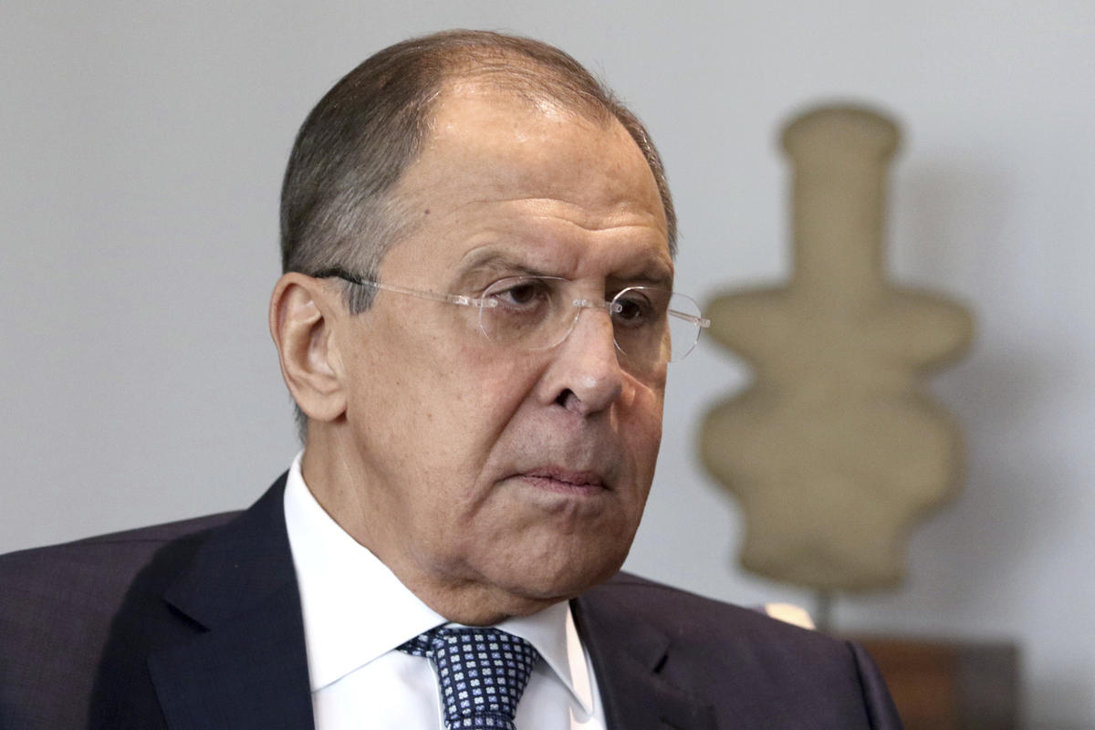 Russian foreign minister mocks media over Trump disclosures