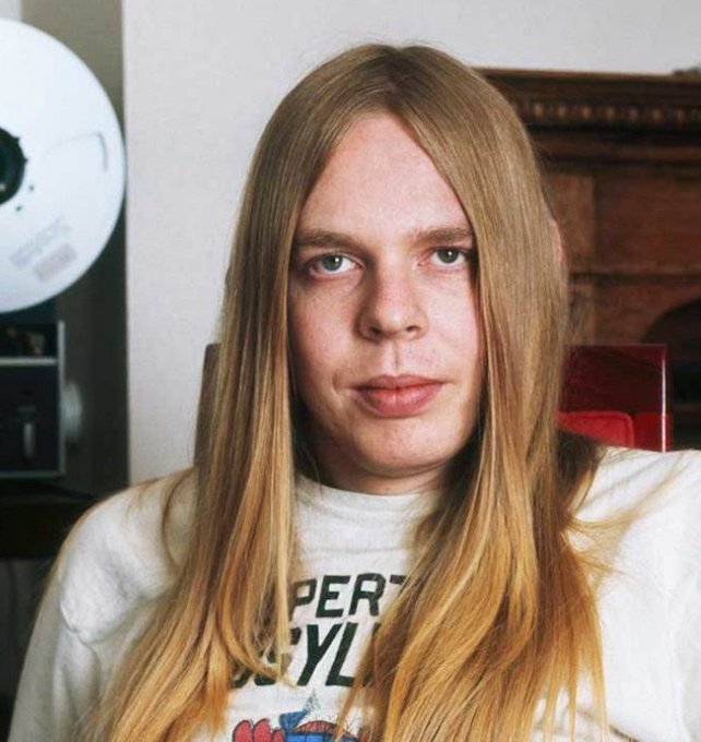 Happy 68th Birthday Rick Wakeman of Yes and The Strawbs