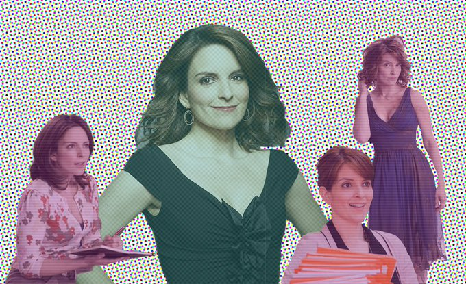 Happy Birthday Tina Fey! Thank you for all the laughs over the years!