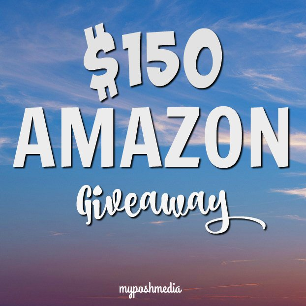 May $150 Amazon Giveaway Event