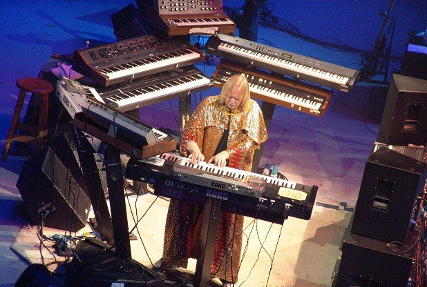 Happy Birthday master Rick Wakeman!!!