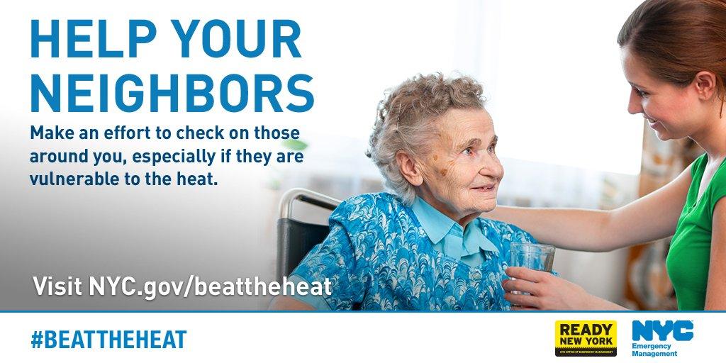 #BeatTheHeat