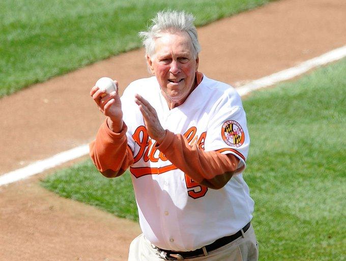 Watch: Orioles wish legendary Brooks Robinson a happy 80th birthday