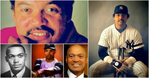 Happy Birthday to Reggie Jackson (born May 18, 1946)