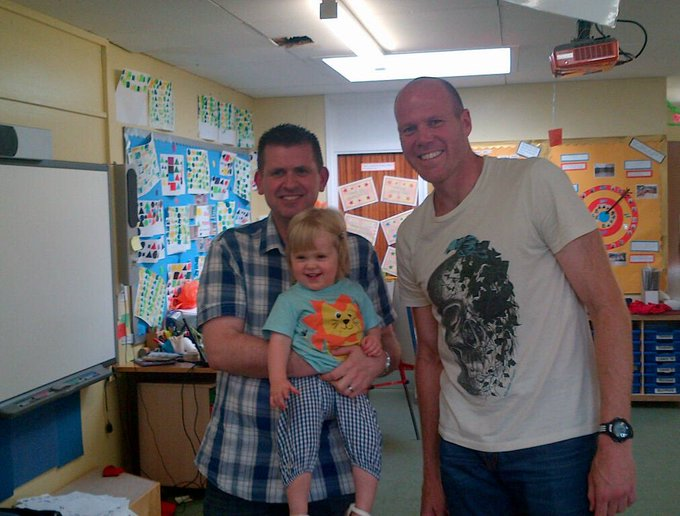 Happy Birthday Brad Friedel, COYS (taken nearly 5 years)