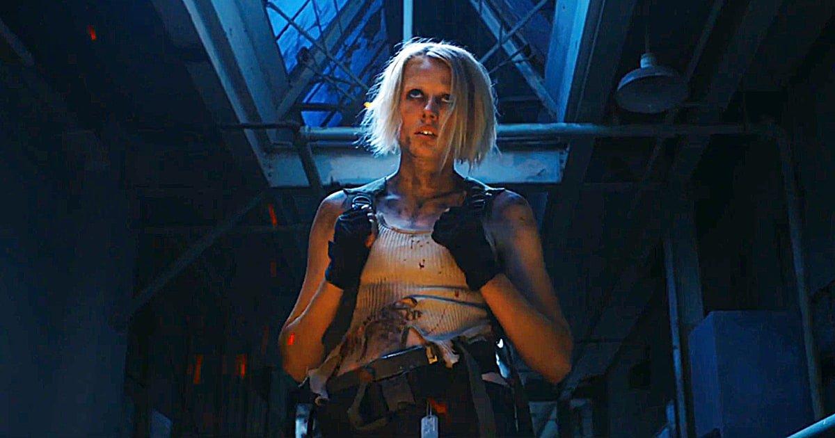 See model Lauren Wasser in Muse's new combat-heavy video for epic 'Dig Down' https://t.co/30wtcYDZ43 https://t.co/DQTjasOXjU