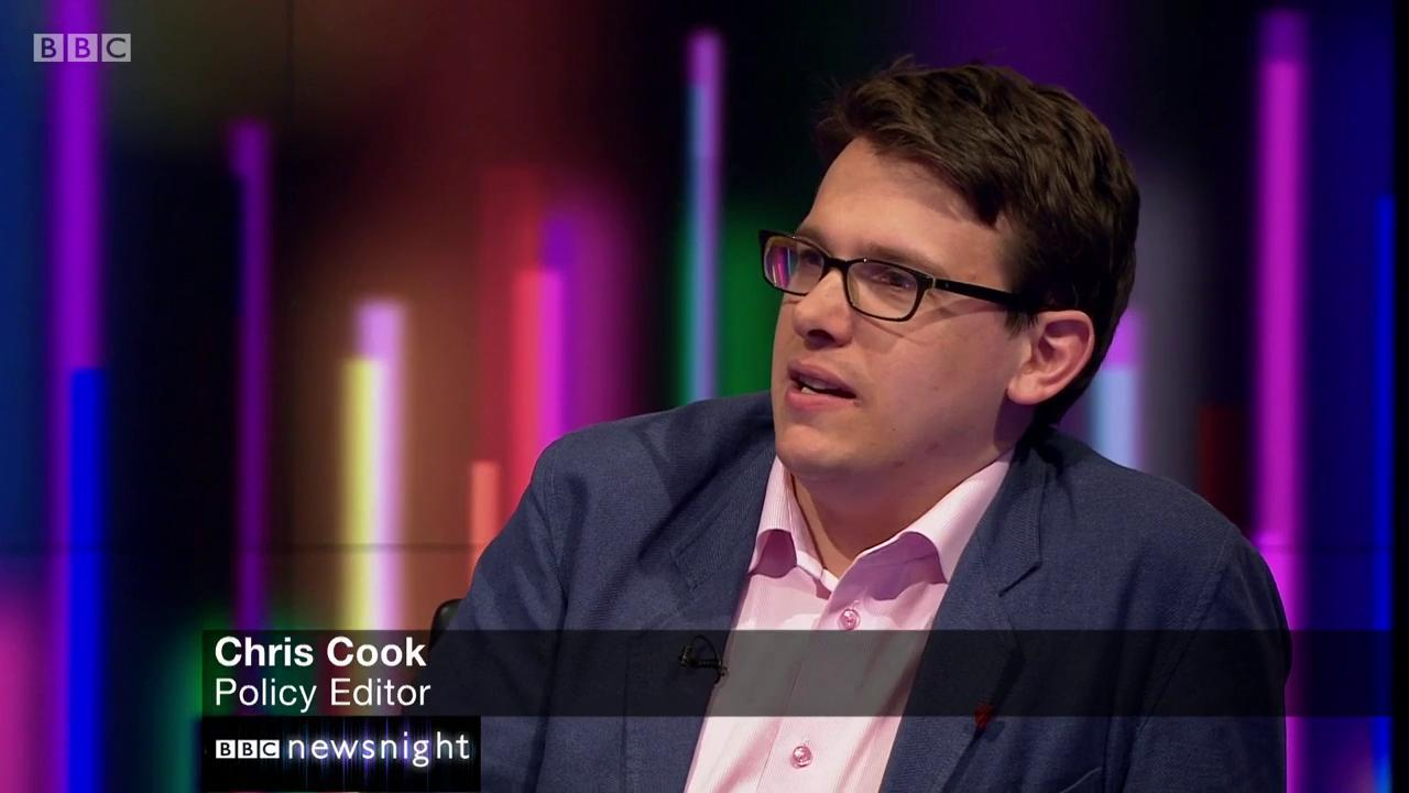 'It's a booklet without numbers' - @xtophercook says the Conservative manifesto doesn't show costings #newsnight https://t.co/Ti4kHf0BW3