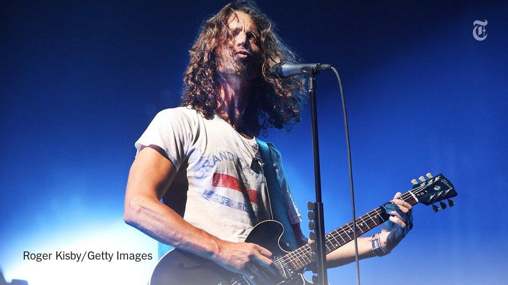 10 essential Chris Cornell songs https://t.co/ESYr3OiGUD https://t.co/kjysmyK9gI