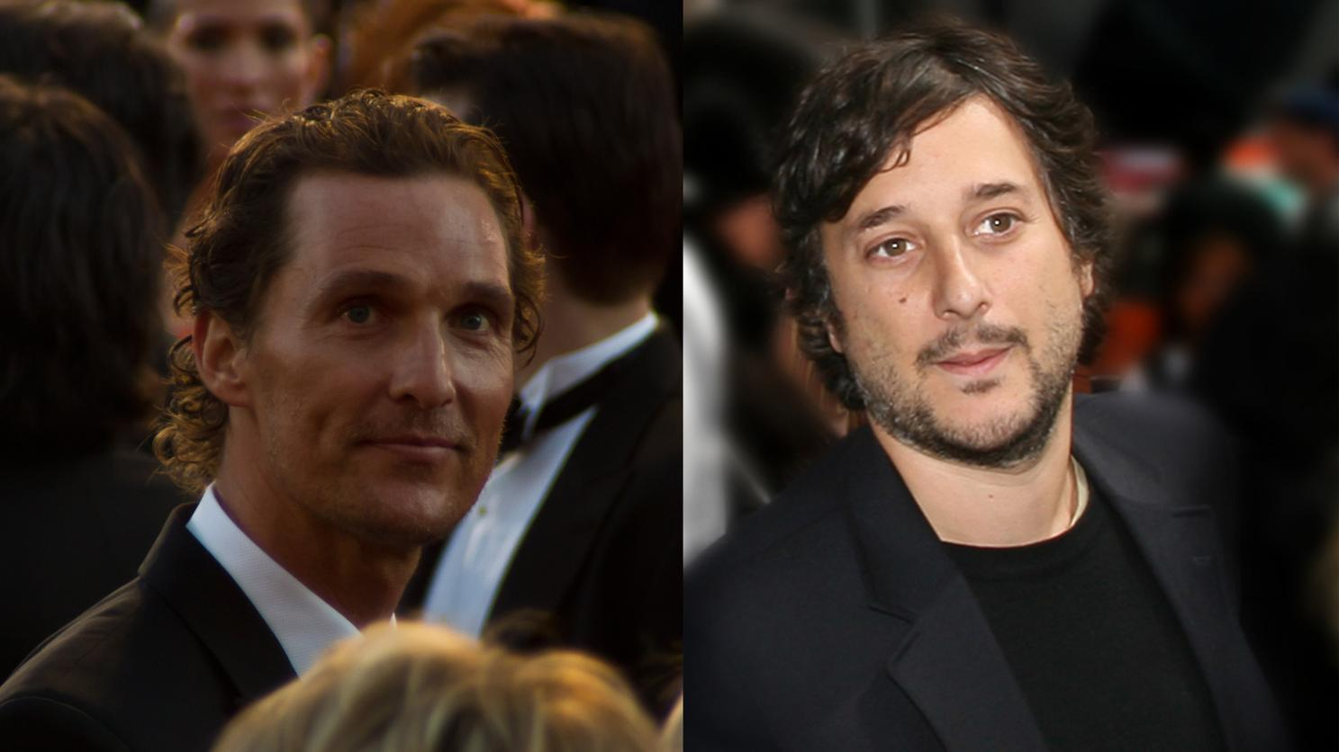 Harmony Korine and Matthew McConaughey are making a movie: https://t.co/SAz0gxFVXM https://t.co/VLieLVlYbL