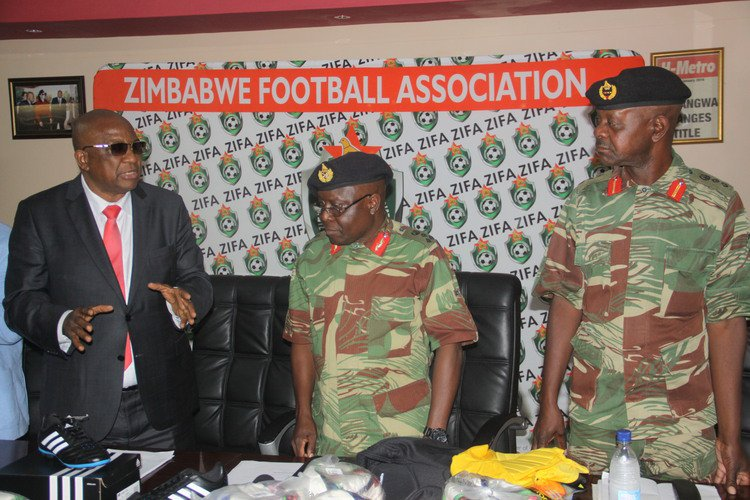 Army raps football mayhem | The Herald