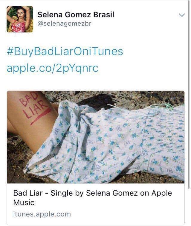#GetBadLiarOniTunes