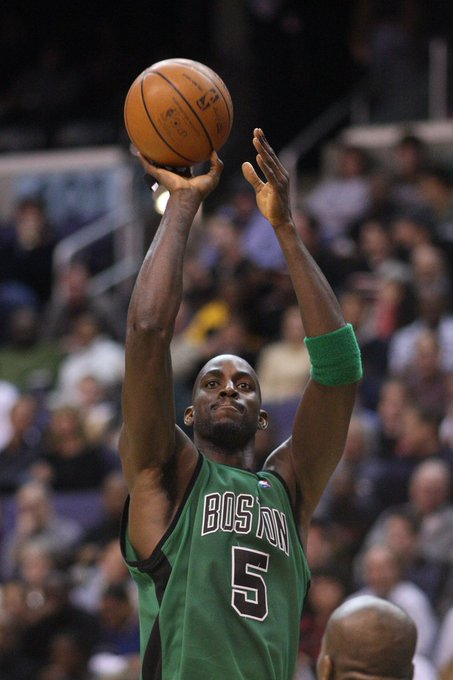 Happy 40th Birthday Kevin Garnett