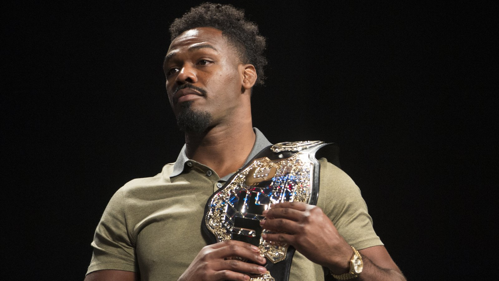 Jon Jones slams Daniel Cormier: 'You're not a champion'  https://t.co/9U1lbcht9Z #UFC #UFC214 https://t.co/loC4EzPvjp