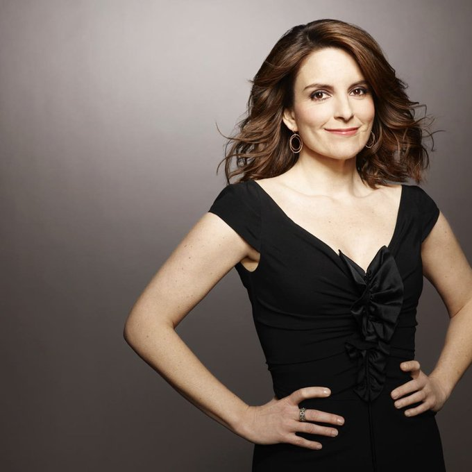 Happy Birthday Tina Fey! Thanks for being your talented, charming, witty self!