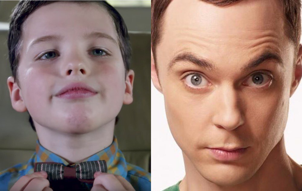 Watch the 'first look' trailer for 'Big Bang Theory' spin-off 'Young Sheldon' https://t.co/SaCqZ8znqU https://t.co/Yp8hNoE8Z2