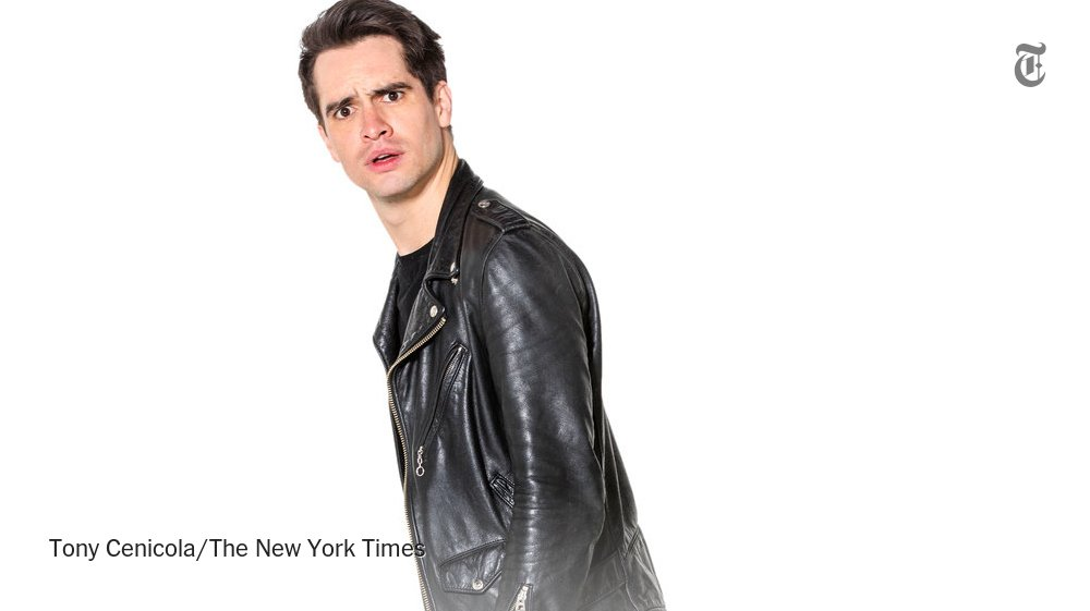 Brendon Urie doesn't bother to hide his giggly excitement over starring in 'Kinky Boots' https://t.co/OmMoP3emJU https://t.co/RKS4YDZaSc