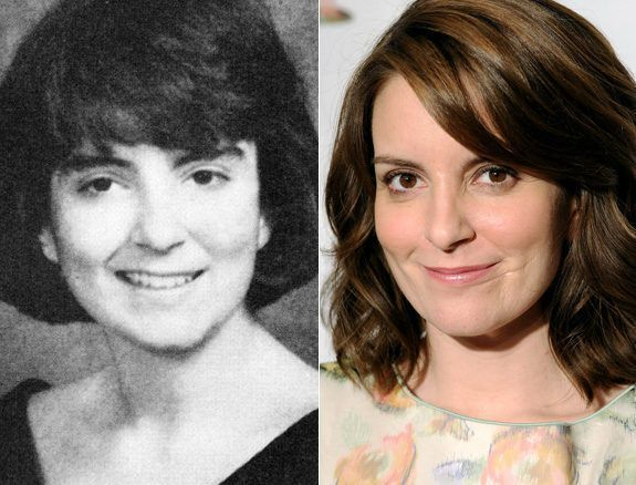 Happy 47th birthday Tina Fey! Check out yearbook photos of stars from Hollywood
