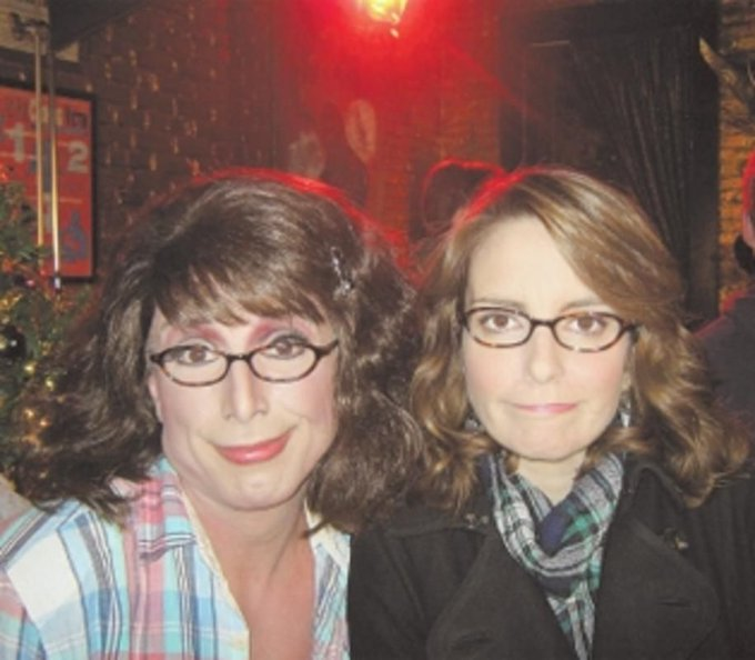 Happy 47th Birthday Tina Fey!
