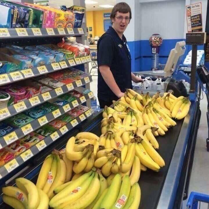 the legend of banana