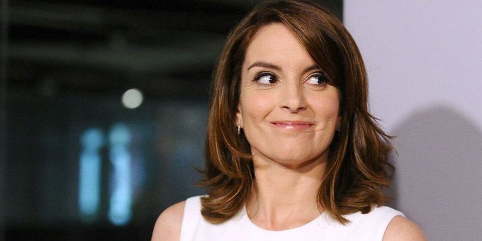 Happy birthday to one of our favorites, Tina Fey! Thank you for all the laughs. Wishing you the best!