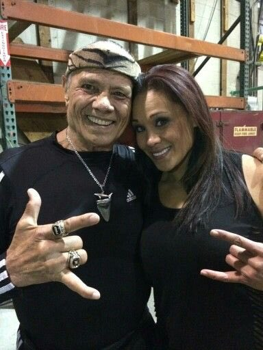 Happy Birthday to the late and great Jimmy Snuka!