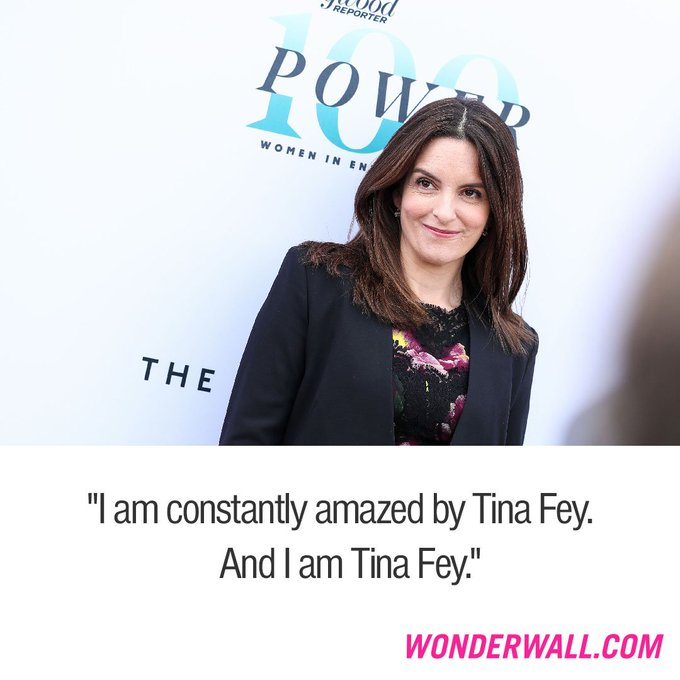 Happy Birthday Tina Fey!