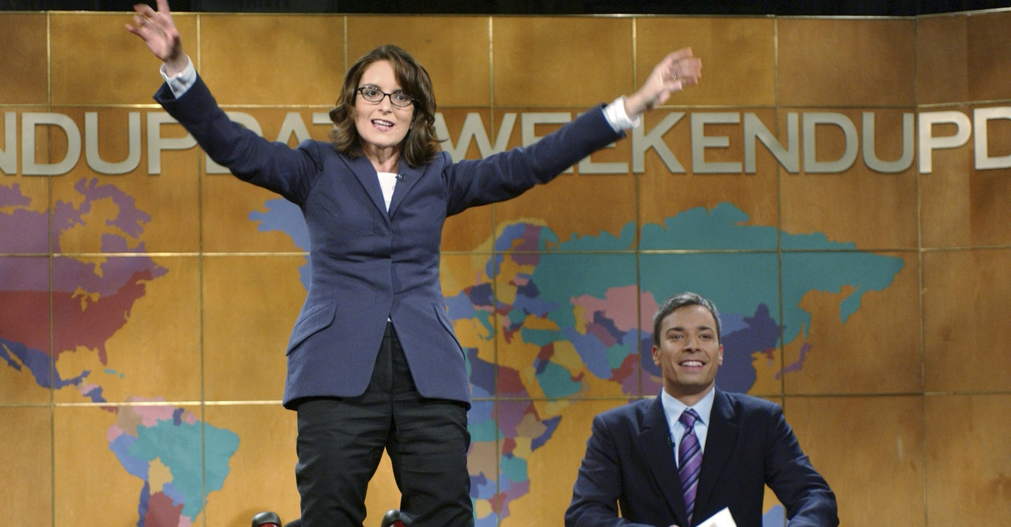 Happy birthday Tina Fey! See where she lands on our ranking of #SNL characters https://t.co/u6aXN5nKc6 https://t.co/CCeDHcOj9a